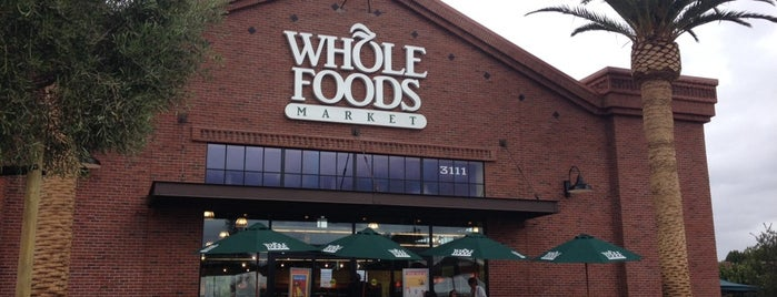 Whole Foods Market is one of Food places.