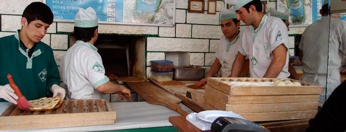 Borsam Taşfırın is one of Istanbul Eateries.