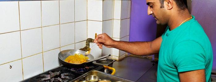 Το Ινδικό του Μπάρμπα Τζωρτζ is one of Athens Eateries.