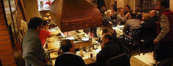 Zübeyir Ocakbaşı is one of Istanbul Eateries.