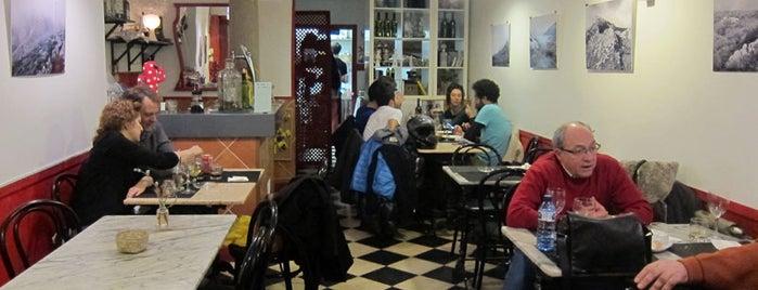 Na Mindona is one of Barcelona Eateries.