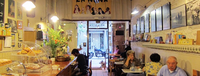 La Nena is one of Barcelona to-do list.