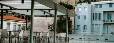 Cafe & Restaurant at Acropolis Museum is one of Athens Eateries.