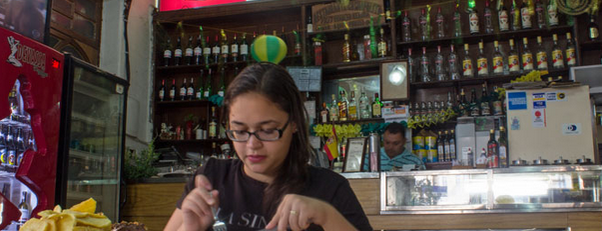 Restaurante Cosmopolita is one of Rio's Best Bars & Eateries.