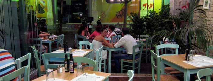 Melilotos is one of Athens Eateries.