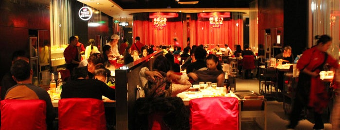 Haidilao Hot Pot is one of Shanghai Eateries.