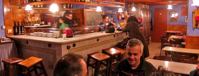 Merce Vins is one of Barcelona Eateries.
