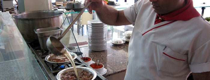 Ehli Kebap is one of Istanbul Eateries.