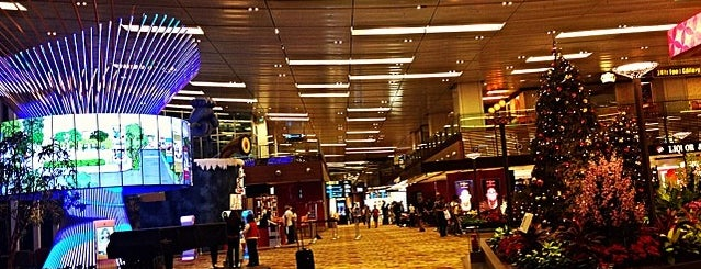 Singapore Stopover Holiday Counter is one of Singapur.