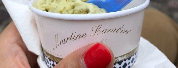 Martine Lambert is one of Christine : понравившиеся места.