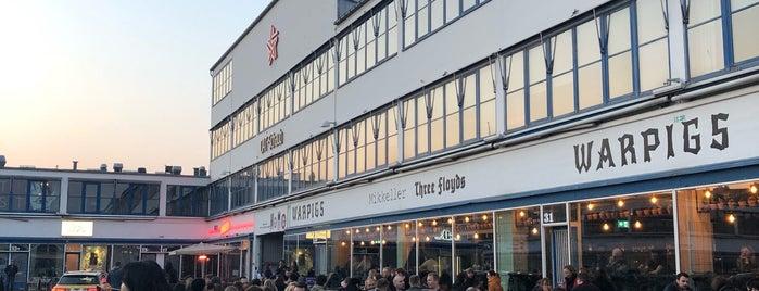 Kødbyen is one of Copenhagen.