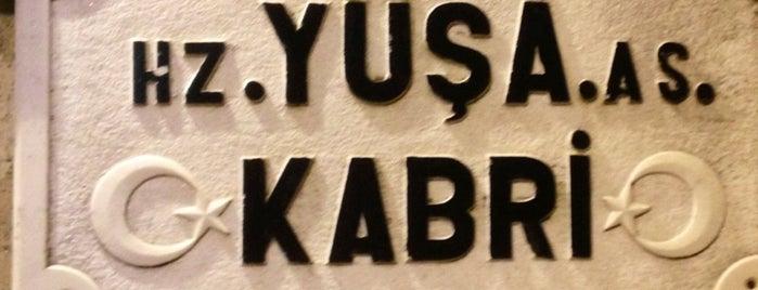 Hz. Yuşa Türbesi is one of 🎀Burcuuu🎀さんのお気に入りスポット.