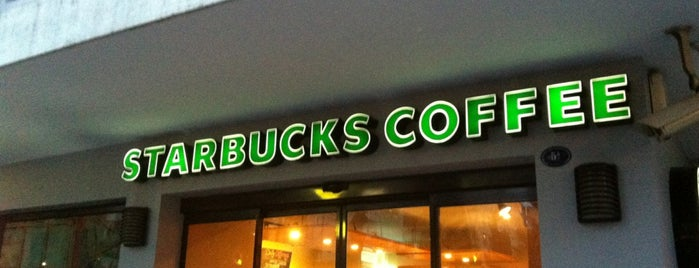 Starbucks is one of My land.