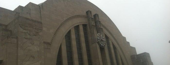 Duke Energy Children's Museum At Union Terminal is one of Cincinnati.