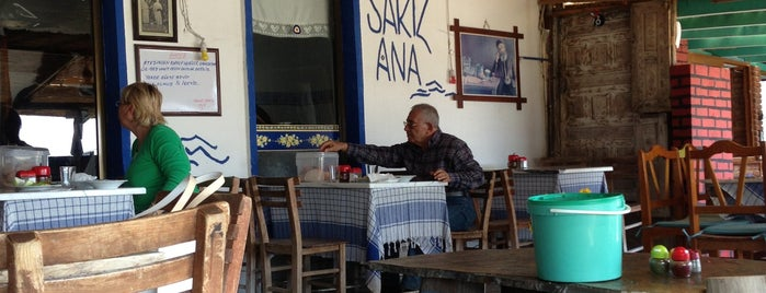 Sakız Ana is one of Restaurants.