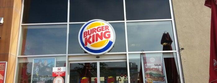 Burger King is one of Burak 님이 좋아한 장소.