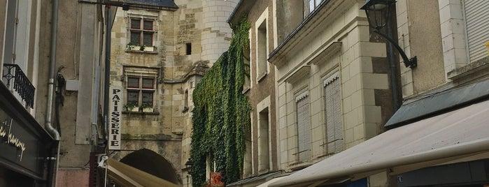 Amboise is one of Orte, die Kevin gefallen.
