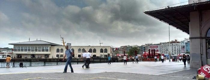 Kadıköy Sahili is one of สถานที่ที่ Ahmet Celil ถูกใจ.