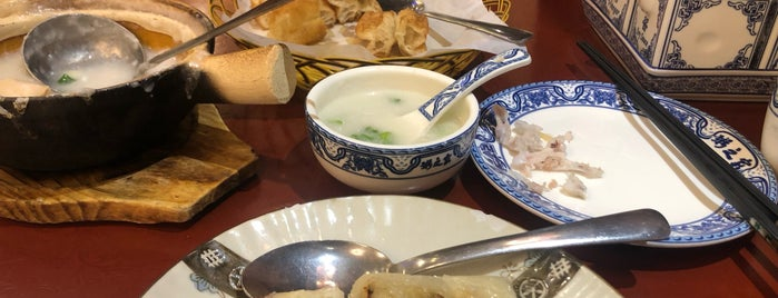 Congee Village is one of Flushing Food.