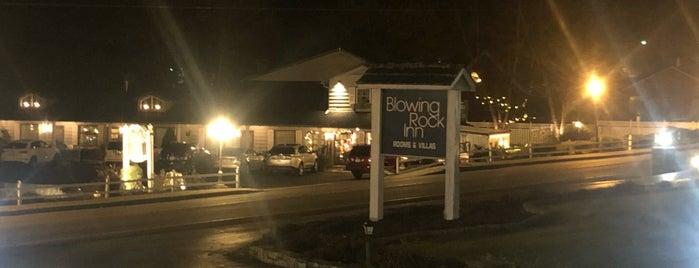 Blowing Rock Inn is one of NC Craft Breweries.