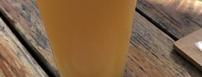 Backwoods Brewing is one of Tempat yang Disukai Susan.