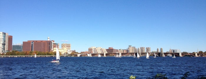Charles River is one of Boston.