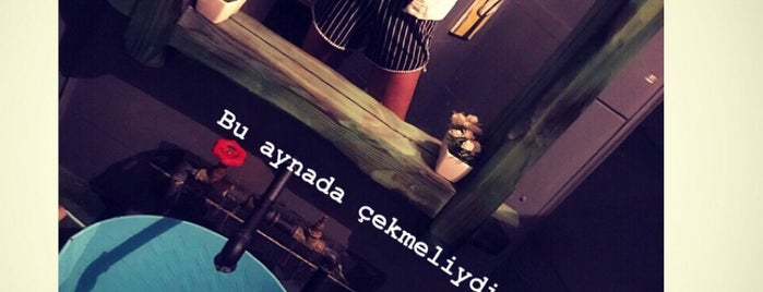 AntikAtölye is one of Cafeler.