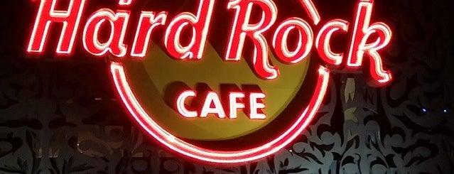 Hard Rock Café is one of Food in Dubai, UAE.
