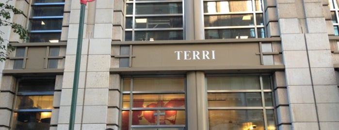 Terri is one of NYC Dessert.