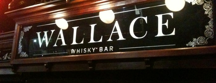 Wallace•Whisky Bar is one of checa.
