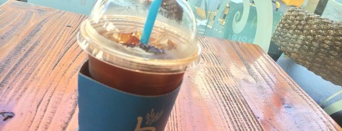 Caffé bene is one of Locais curtidos por Kyusang.
