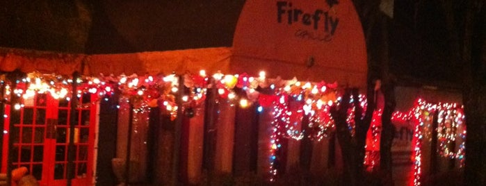 Firefly Grille is one of Nashville Eats.