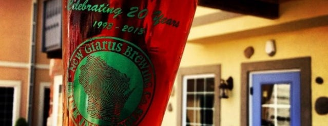 New Glarus Brewing Company is one of Breweries!.