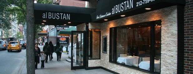 Al Bustan is one of USA NYC MAN Midtown East.