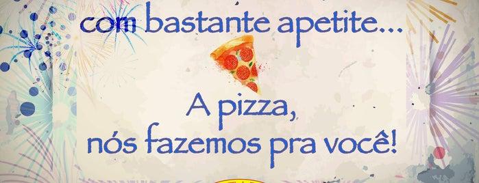 Pizzaria Estrela Do Paraíso is one of Posti che sono piaciuti a Rafael.