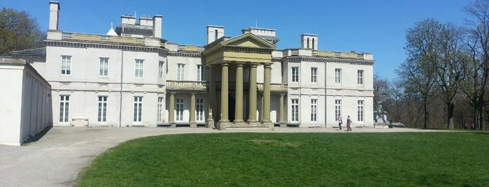 Dundurn Castle is one of The Hammer.