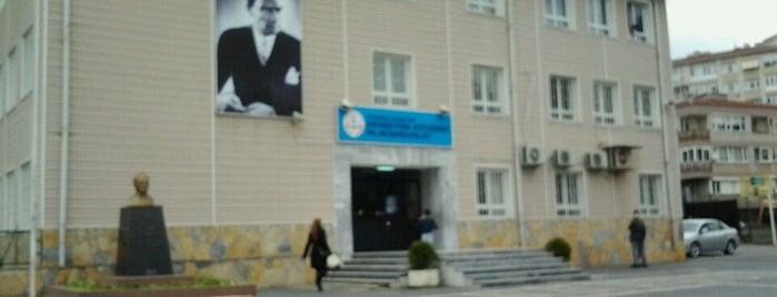 Hüseyin Aycibin İlköğretim Okulu is one of mahalle.