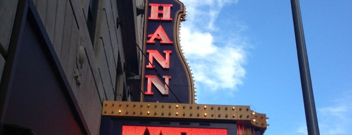 Hanna Theatre is one of Cleveland!.
