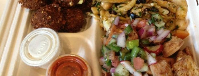 Ba'al Cafe is one of Below 34th St..