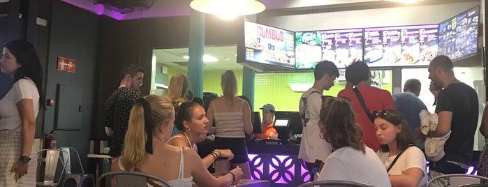 Taco Bell is one of สถานที่ที่ Abel ถูกใจ.