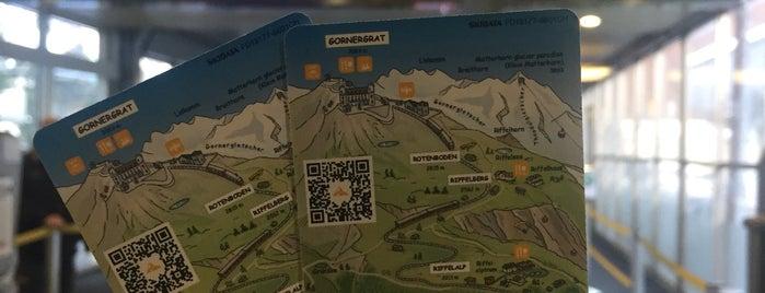 Matterhorn Gotthard Bahn is one of Switzerland Places To Visit.