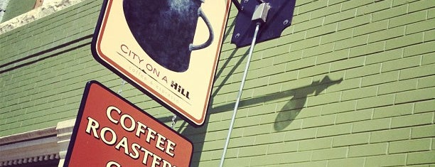 City On A Hill Coffee & Espesso is one of Colorado.