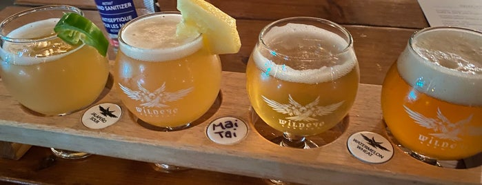 Wildeye Brewing is one of North Shore.