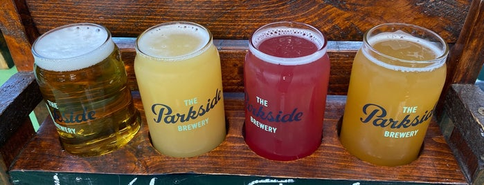 The Parkside Brewery is one of Breweries.