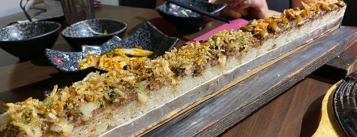 Sooda Korean BBQ is one of YVR.
