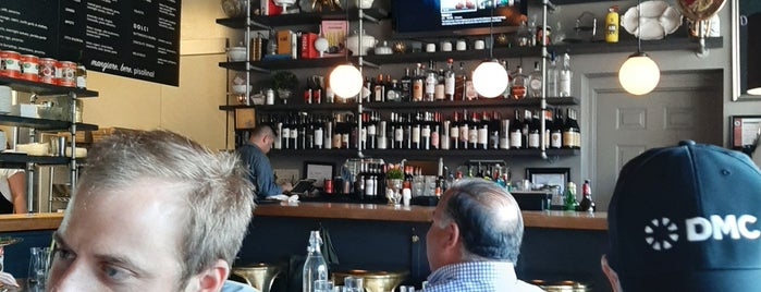 Pisolino is one of Chicago To-Eat 2.