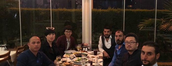 Balıkçı Yaka Balık Restaurant is one of İzmir İzmir.