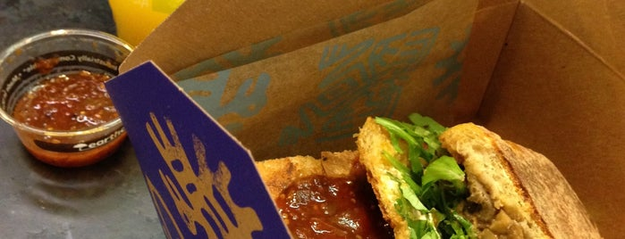 Tortas Frontera by Rick Bayless is one of Chicago To-Do.