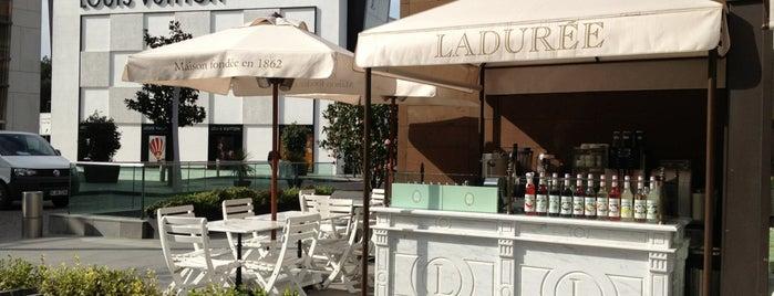 Ladurée is one of # istanbul.