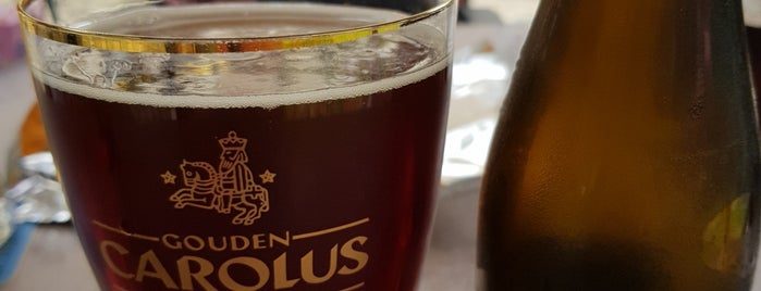 Taverne Den Boskant is one of Kamperen in de Antwerpse Kempen.